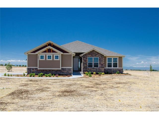 7827 Two Rivers Circle, Parker, CO 80138 (MLS #5991886) :: 8z Real Estate