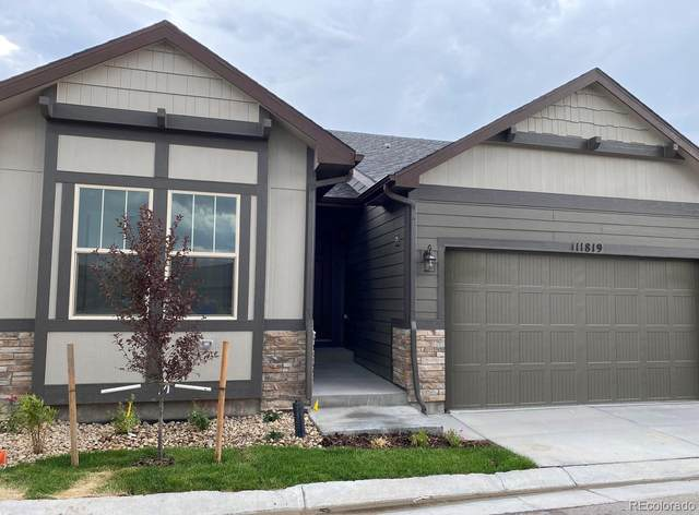 11819 Barrentine Loop, Parker, CO 80138 (#6002045) :: Chateaux Realty Group