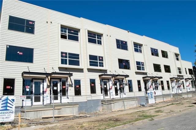 3725 N Jason Street #5, Denver, CO 80211 (#6008575) :: Kimberly Austin Properties
