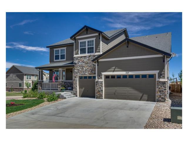 765 Haystack Road, Castle Rock, CO 80104 (#6019116) :: Wisdom Real Estate