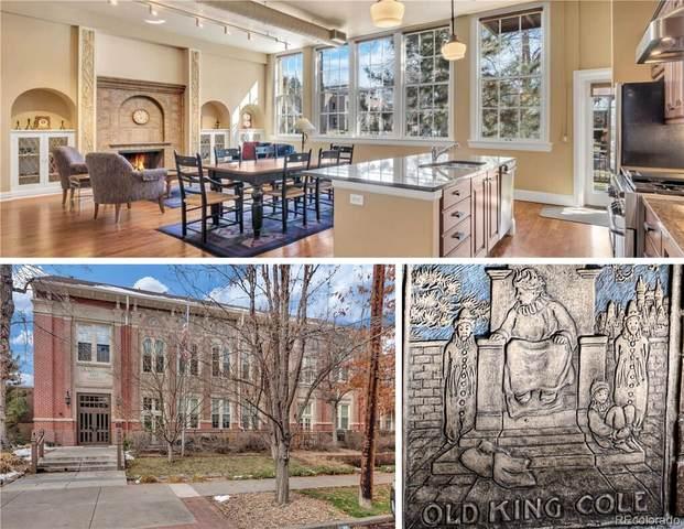 1125 S Race Street #104, Denver, CO 80210 (#6020081) :: Mile High Luxury Real Estate