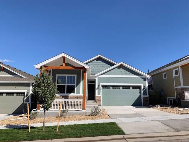 11616 Colony Loop, Parker, CO 80138 (MLS #6021144) :: 8z Real Estate