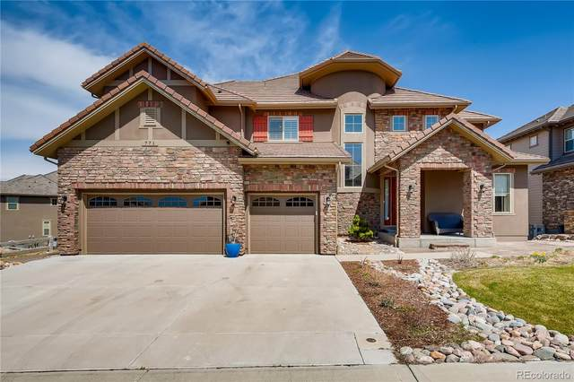 771 Braesheather Place, Highlands Ranch, CO 80126 (#6026757) :: Mile High Luxury Real Estate