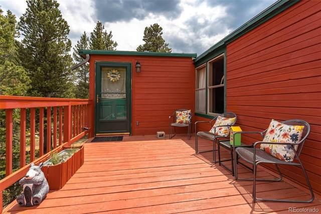 178 Little Creek Road, Idaho Springs, CO 80452 (MLS #6048434) :: Bliss Realty Group