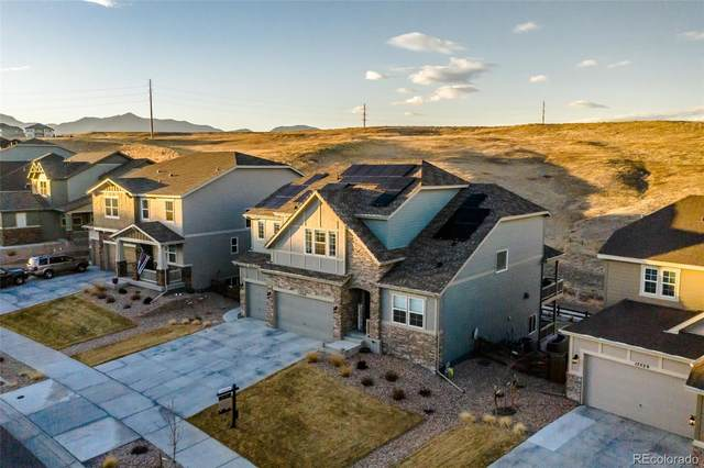 17559 W 95th Place, Arvada, CO 80007 (#6049330) :: The Dixon Group