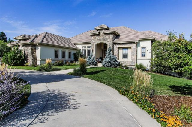 6140 Country Club Drive, Castle Rock, CO 80108 (MLS #6049614) :: 8z Real Estate