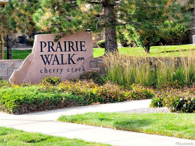 17525 Wilde Avenue #303, Parker, CO 80134 (#6052006) :: The Healey Group