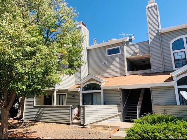 942 S Walden Street #205, Aurora, CO 80017 (MLS #6057449) :: 8z Real Estate