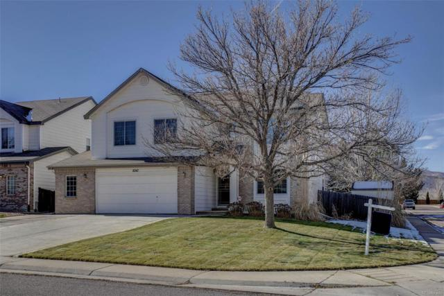 8747 S Dover Court, Littleton, CO 80128 (#6058082) :: The DeGrood Team