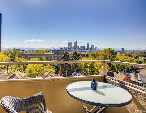 1313 N Williams Street #806, Denver, CO 80218 (#6064554) :: Compass Colorado Realty