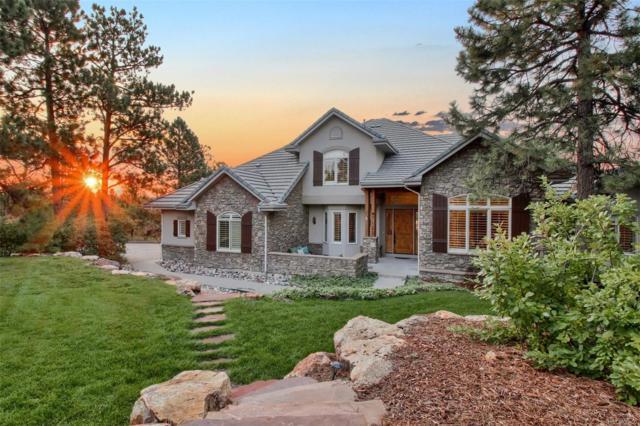 7122 Parkwood Lane, Castle Pines, CO 80108 (#6072816) :: Bring Home Denver