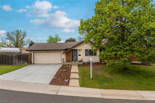 6297 S Josephine Way, Centennial, CO 80121 (#6080106) :: The HomeSmiths Team - Keller Williams