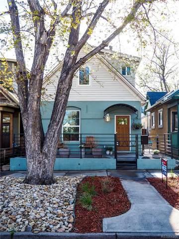 3611 Mariposa Street, Denver, CO 80211 (#6087311) :: HomeSmart