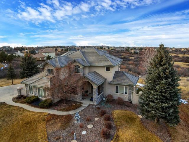 1289 Diamond Ridge Circle, Castle Rock, CO 80108 (#6093838) :: Bring Home Denver with Keller Williams Downtown Realty LLC