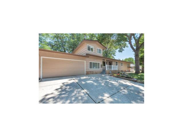 6140 S Sterne Parkway, Littleton, CO 80120 (MLS #6094464) :: 8z Real Estate