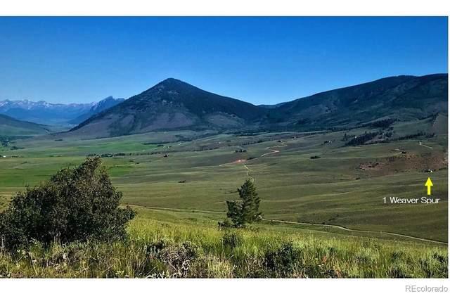 1 Weaver Spur, Crested Butte, CO 81224 (MLS #6103748) :: Find Colorado Real Estate