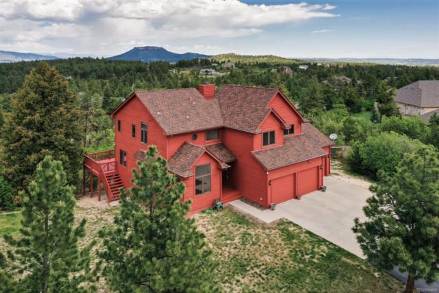 8015 Eagle Road, Larkspur, CO 80118 (#6116562) :: The Galo Garrido Group