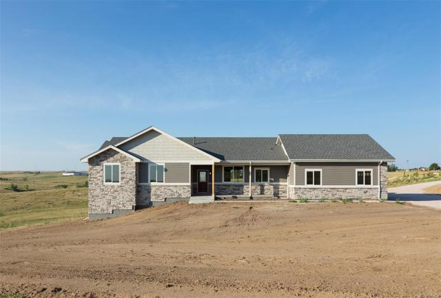 41104 Crooked Tree Ranch Circle, Parker, CO 80138 (MLS #6133380) :: 8z Real Estate