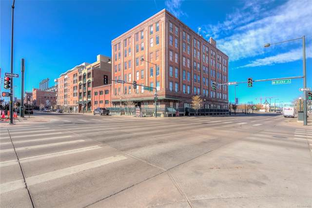 2261 Blake Street 5G, Denver, CO 80205 (#6136515) :: The HomeSmiths Team - Keller Williams