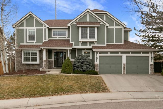 8982 Chestnut Hill Lane, Highlands Ranch, CO 80130 (#6140733) :: The HomeSmiths Team - Keller Williams
