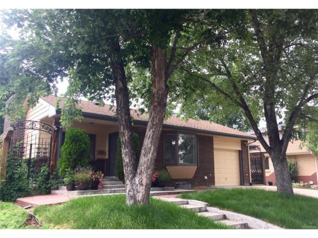 425 S Jasmine Street, Denver, CO 80224 (MLS #6142509) :: 8z Real Estate