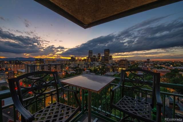 550 E 12th Avenue #1508, Denver, CO 80203 (MLS #6147360) :: Bliss Realty Group