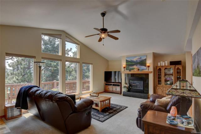 33989 Sioux Trail, Pine, CO 80470 (MLS #6152850) :: 8z Real Estate
