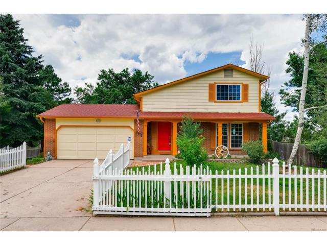 2612 Legend Drive, Colorado Springs, CO 80920 (MLS #6154813) :: 8z Real Estate