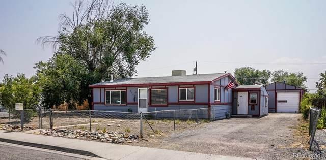2857 Teller Avenue, Grand Junction, CO 81501 (#6159864) :: The DeGrood Team