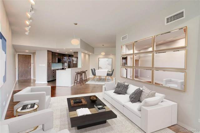 1350 Lawrence Street 4D, Denver, CO 80204 (#6160269) :: The Healey Group