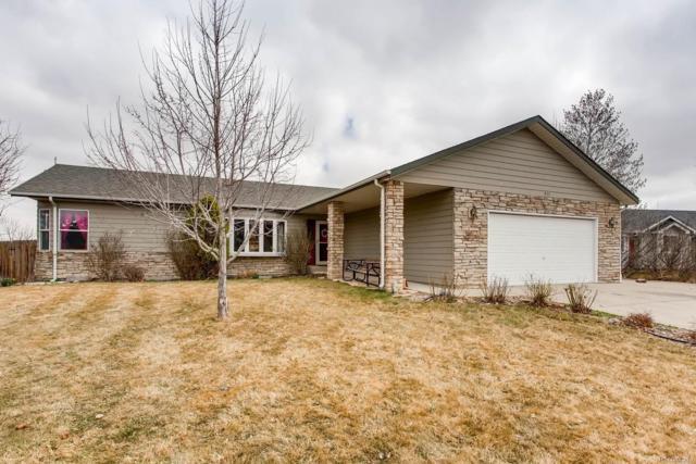 877 N Greeley Avenue, Johnstown, CO 80534 (#6165684) :: The Peak Properties Group