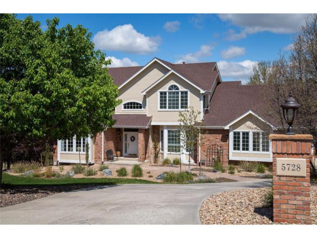 5728 Wild Berry Court, Parker, CO 80134 (MLS #6166193) :: 8z Real Estate