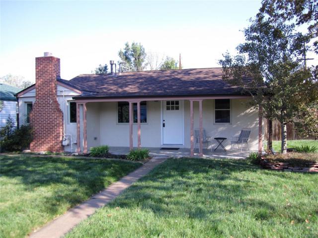 7005 W 39th Avenue, Wheat Ridge, CO 80033 (#6169941) :: The Pete Cook Home Group