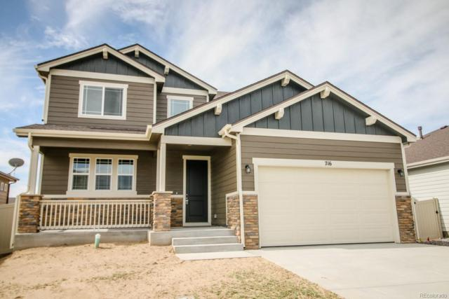 716 N Country Trail, Ault, CO 80610 (MLS #6170186) :: 8z Real Estate