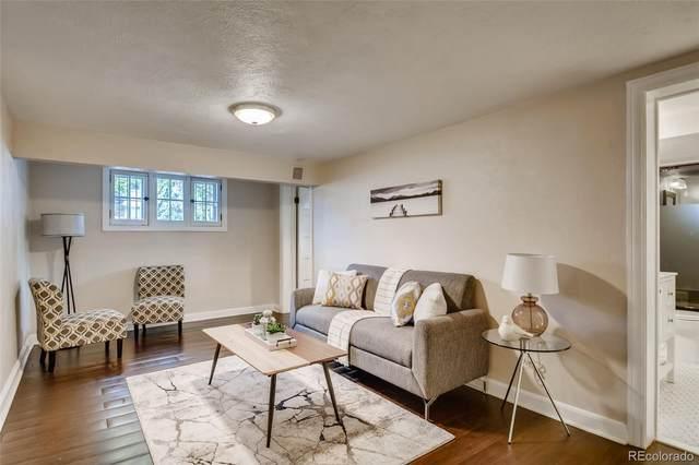 1138 E 14th Avenue #14, Denver, CO 80218 (#6186804) :: Finch & Gable Real Estate Co.
