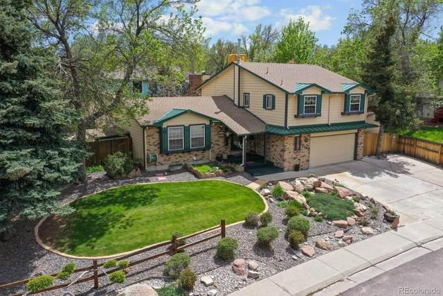 7768 W Frost Drive, Littleton, CO 80128 (#6193830) :: Wisdom Real Estate