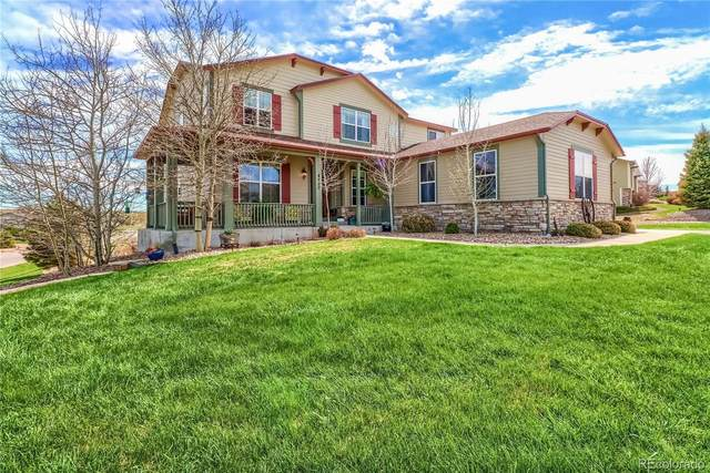 4590 Pleasant Valley Circle, Elizabeth, CO 80107 (#6195899) :: The HomeSmiths Team - Keller Williams