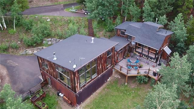 34 Lodgepole Circle, Evergreen, CO 80439 (#6197662) :: Venterra Real Estate LLC