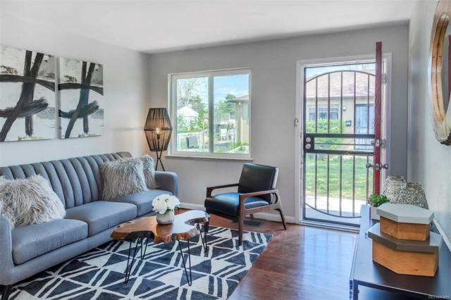 2545 S Pearl Street, Denver, CO 80210 (#6200760) :: The Pete Cook Home Group