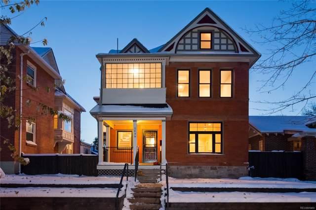 1439 Saint Paul Street, Denver, CO 80206 (#6202590) :: The HomeSmiths Team - Keller Williams