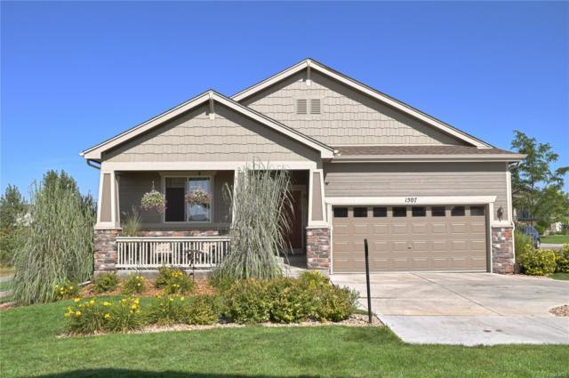 1507 Lasalle Way, Longmont, CO 80504 (MLS #6203656) :: 8z Real Estate