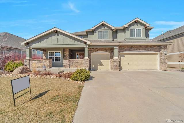 1507 Cannon Mountain Drive, Longmont, CO 80503 (#6222501) :: The Harling Team @ HomeSmart