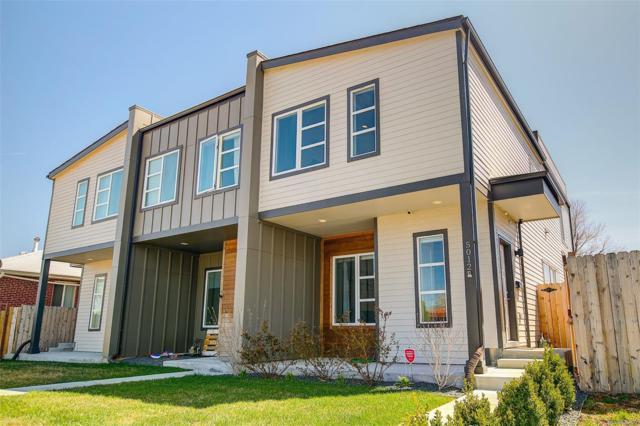 5012 E Thrill Place, Denver, CO 80207 (#6223588) :: House Hunters Colorado