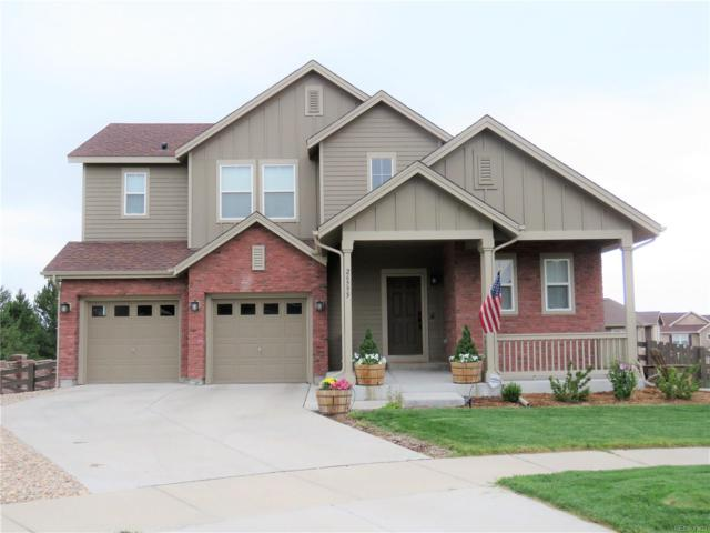 26595 E Costilla Place, Aurora, CO 80016 (#6245480) :: The Tamborra Team