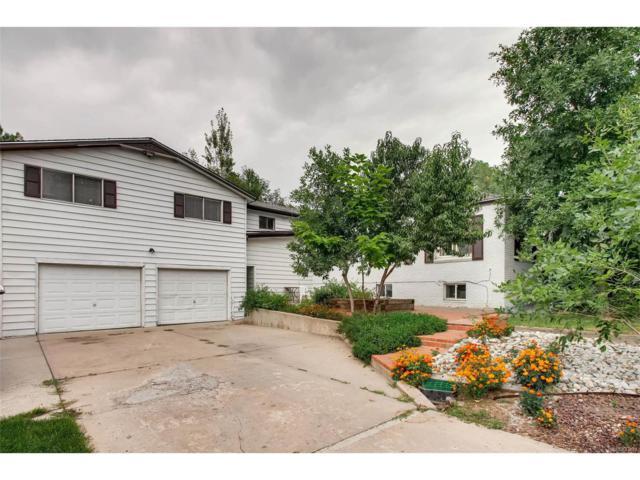 2865 Newland Street, Wheat Ridge, CO 80214 (#6264896) :: The Pete Cook Home Group