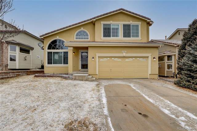 4741 Fenwood Drive, Highlands Ranch, CO 80130 (#6272193) :: The Harling Team @ HomeSmart