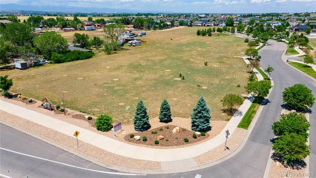 LOT 4 Chapel Hill Drive, Brighton, CO 80602 (#6279082) :: The DeGrood Team