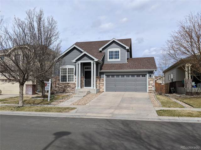 10069 E 112th Way, Commerce City, CO 80640 (MLS #6303778) :: 8z Real Estate