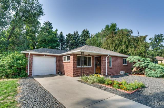 7330 W 28th Avenue, Wheat Ridge, CO 80033 (#6304612) :: The City and Mountains Group