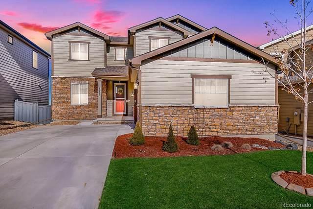 4375 Mcmurdo Court, Castle Rock, CO 80108 (#6312271) :: The HomeSmiths Team - Keller Williams